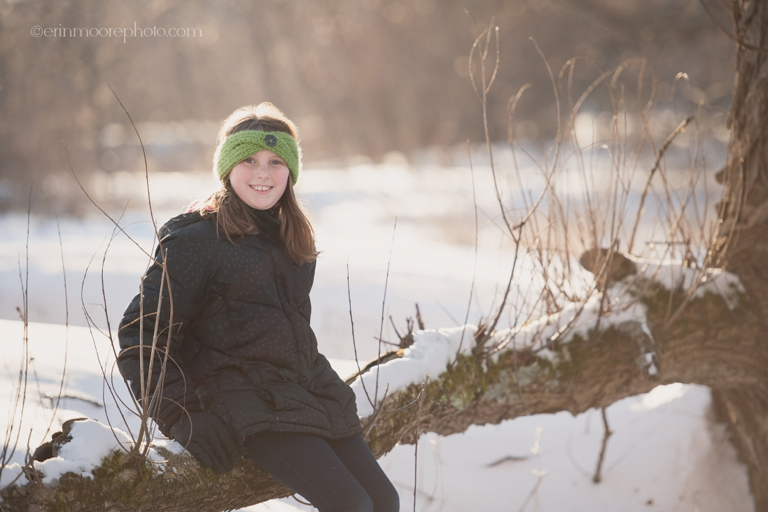 Erin Moore Photography | Family Portrait Photographer - Wisconsin Winter Session