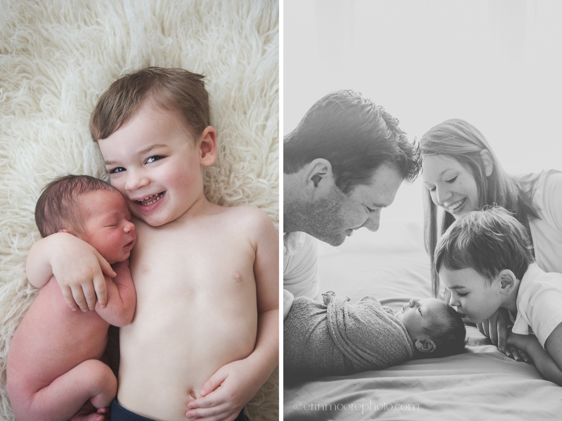 Erin Moore Photography | Madison, Wisconsin Newborn & Portrait Photographer