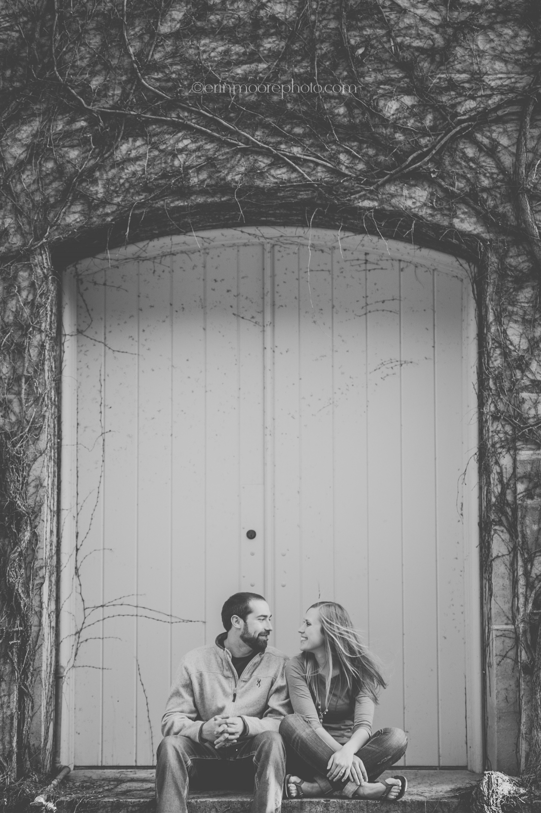 Erin Moore Photographer | Wisconsin Engagement Session