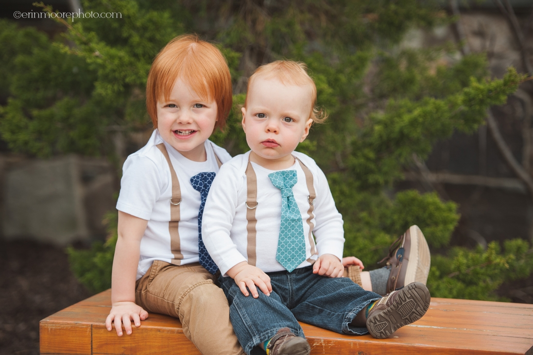 Erin Moore Photography | Madison, WI Family Portrait Photographer - 1 Year Session