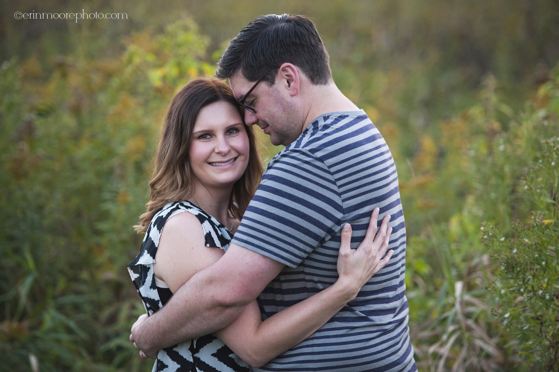 Erin Moore Photography | Governor Nelson Engagement Session