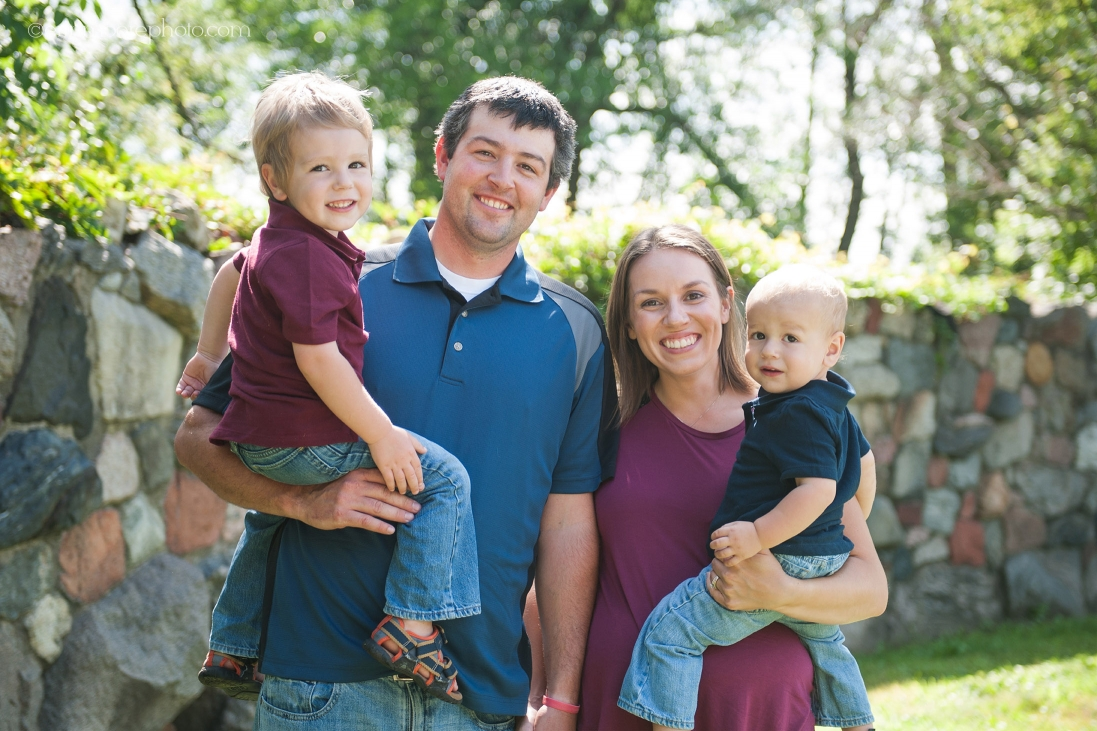 Erin Moore Photography | Madison, WI Family Portrait Photographer