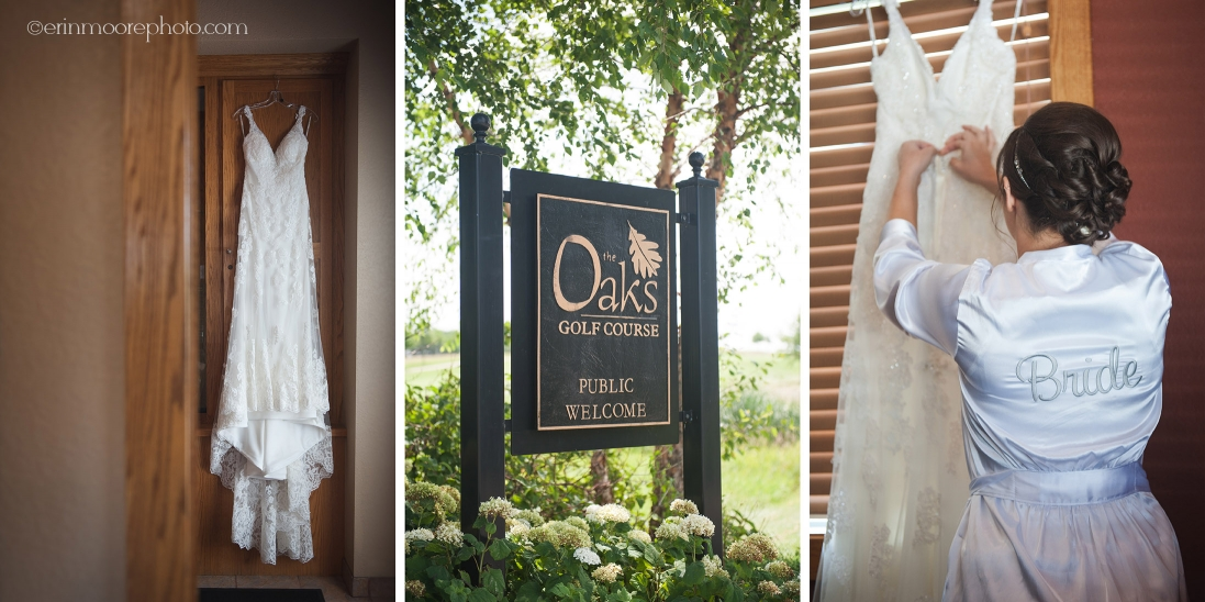 Erin Moore Photography | The Oaks Golf Course | Cottage Grove, WI Wedding