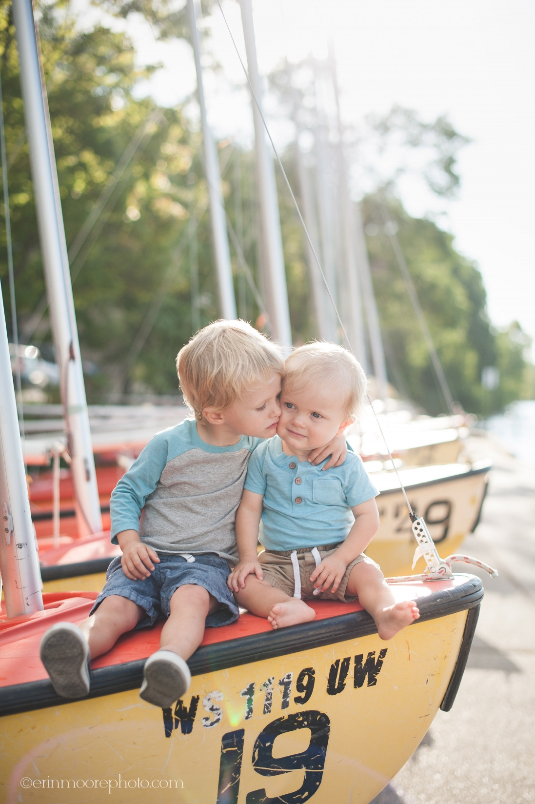 Erin Moore Photography | Madison, WI Family Portrait Session
