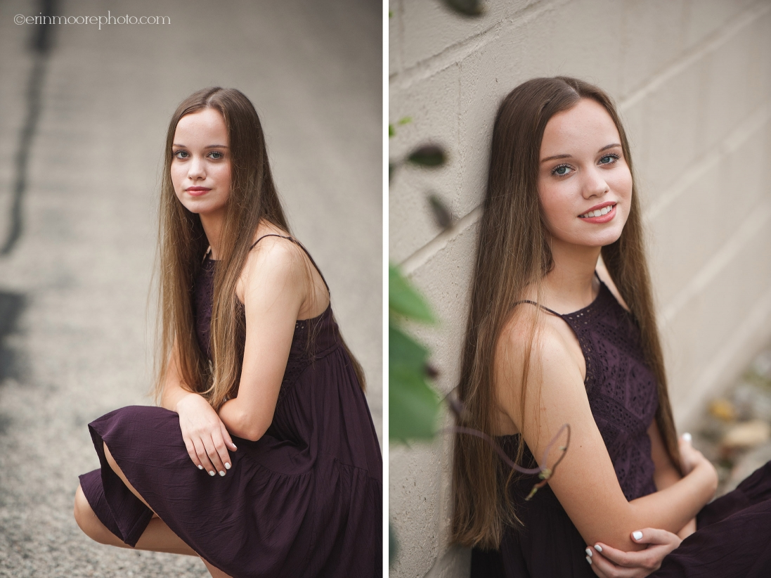 Erin Moore Photography | Madison, WI Senior Portrait Mini-session