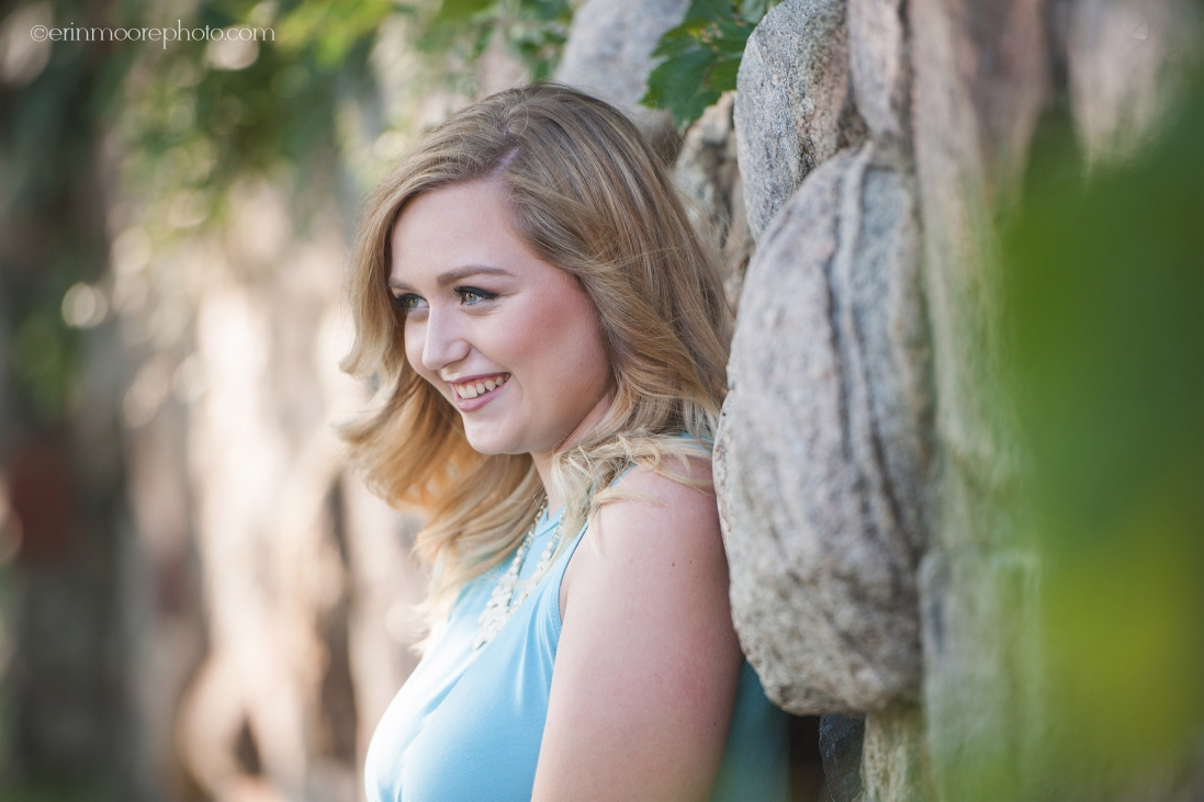 Erin Moore Photography | Madison, WI Senior Portrait Session