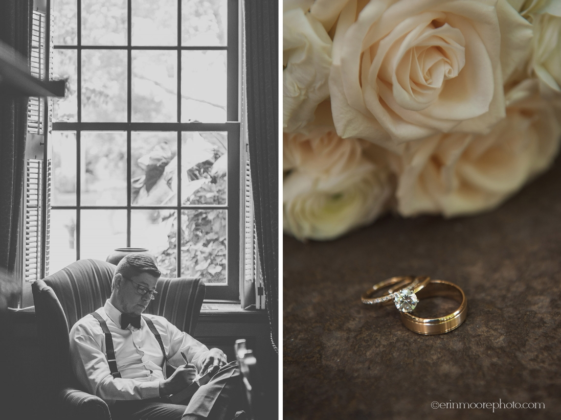 Erin Moore Photography | The Madison Club - Wisconsin Wedding Photographer