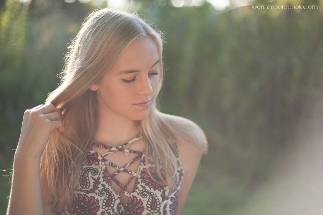 Erin Moore Photography | Madison, WI Senior Portrait Photographer