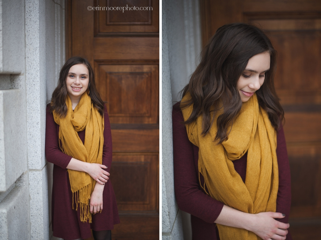 Erin Moore Photography | Madison, WI Senior Session