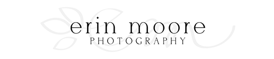 Erin Moore Photography logo